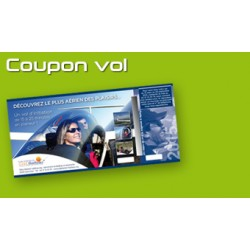 Le coupon vol en planeur